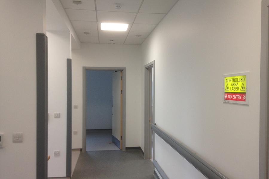 St Pancras Hospital Mary Rankin Unit 1st Floor
